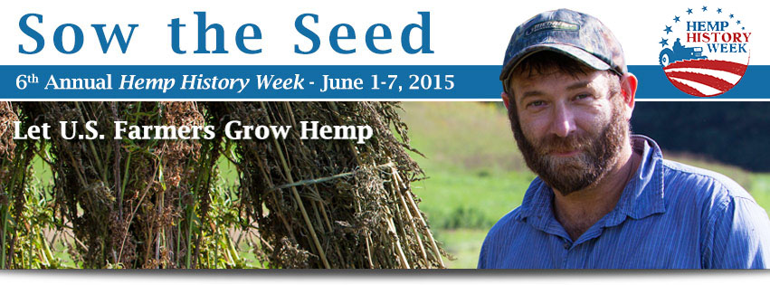 Rediscover Hemp during Hemp History Week